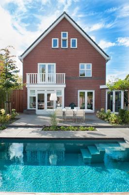 Villa in Eindhoven architectuur fotografie
