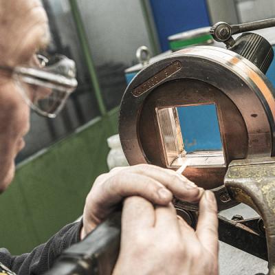LDM Drunen bedrijfsfotografie metaalbewerking industrie