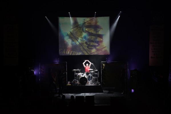 RattleSnake Shake concert en documentaire fotografie