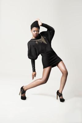 N'Mour image glamourshoot fashion