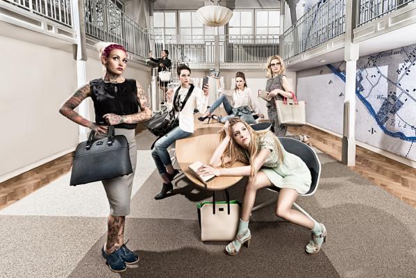 Fashion fotografie Taylor Mates Partner man vrouw mode ShoeShoe footfashion