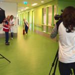 Onmogelijk zei iedereen, maar ik kreeg het voor elkaar om via via in het prachtige ziekenhuis Bernhoven in Uden een shoot te mogen doen voor AAS.