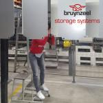 Fantastische locatie in de fabriek van Bruynzeel, dat was echt top.