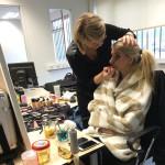 visagie Madame-S voor eyequote fashionfotografie